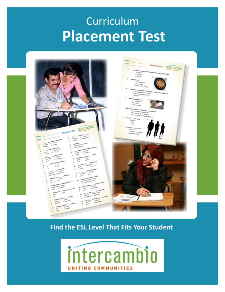 Adult-ESL-Placement-Test