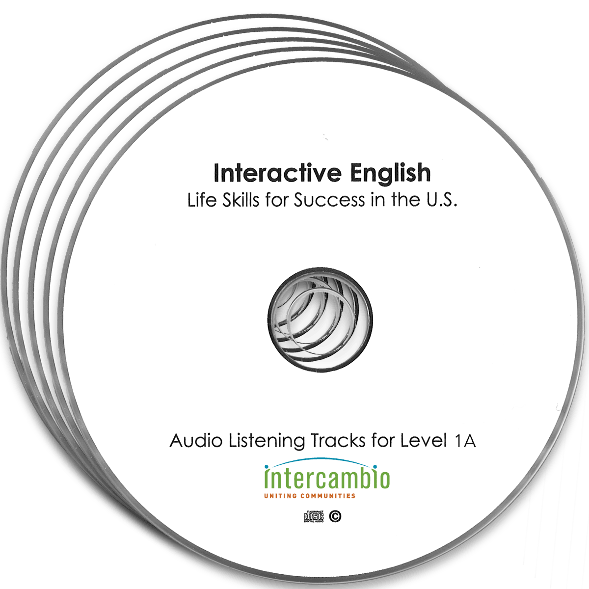 Interactive English Listening CDs